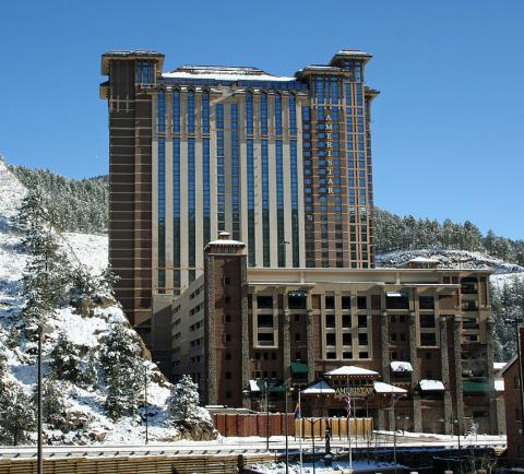 Ameristar Black Hawk Casino Hotel
